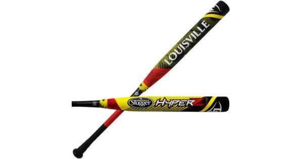 "34/""-27oz Louisville Slugger Hyper Z 1-Piece Senior Softball Bat"