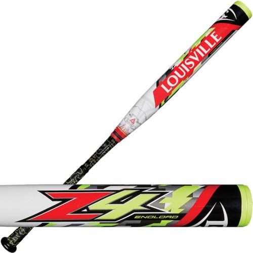 2016 Louisville Slugger Z4 Slowpitch Softball Bat ASA USSSA End Loaded WTLZ4A16E