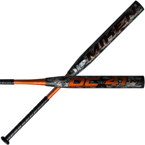 2016 Miken DC-41 Denny Crine Supermax USSSA Slowpitch Softball Bat DENCMU