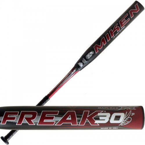 "2016 Miken Freak 30 12"" Maxload USSSA Slowpitch Softball Bat FRK30U"
