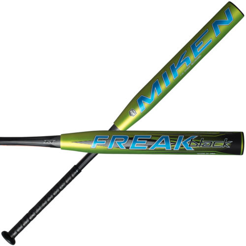2016 Miken Freak Black Maxload ASA Slowpitch Softball Bat BLCKMA