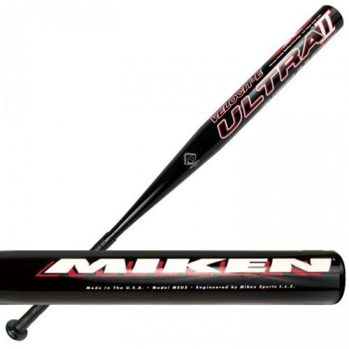 Ultra II Senior League Softball Bat by Miken