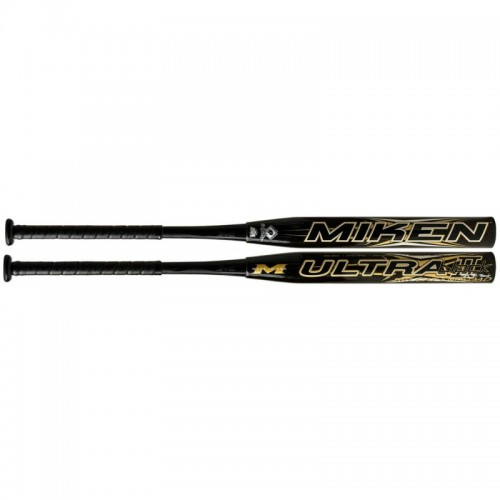 2016 Ultra II Black Big Cat Endload Senior Slowpitch Softball Bat