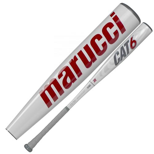 2016 Marucci CAT6 BBCOR -3 Baseball Bat