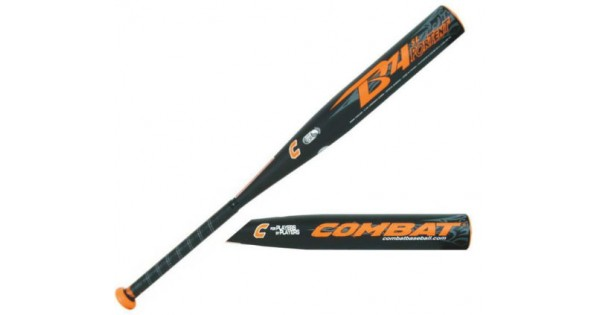 Rolled 2016 combat b4 composite sl big barrel 2 3 4 rare bat for Combat portent youth big barrel