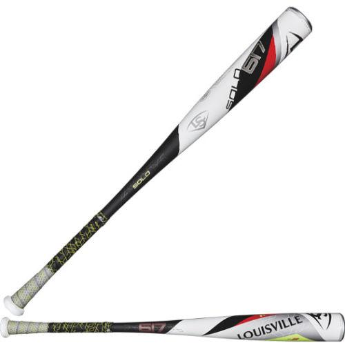 2017 Loiusville Slugger Solo 617 BBCOR Baseball Bat