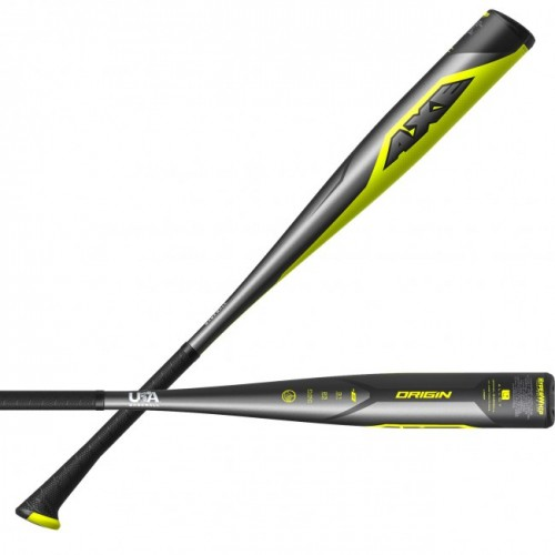 2018 Axe Origin Hybrid USA Baseball Bat L135F -8 2 5/8