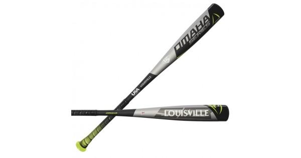 Rolled 2018 Louisville Slugger Omaha 518 10 Usa Bat
