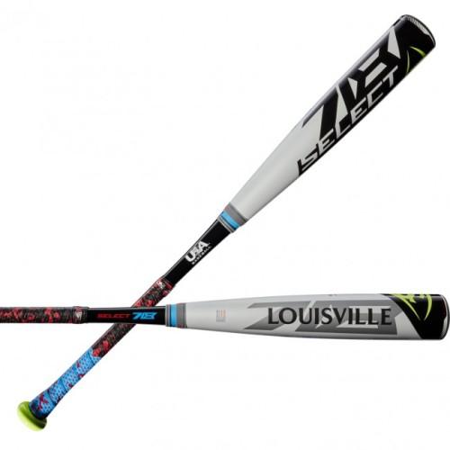 2018 Louisville Slugger Select 718 -10 USA Stamp Baseball Bat