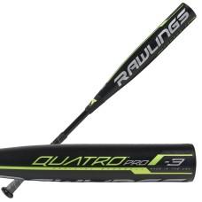 2019 Quatro Pro -3 BBCOR Baseball Bat