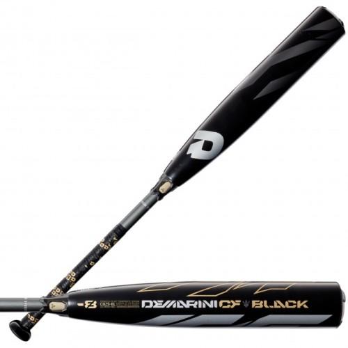 2019 DeMarini CF Zen Black USSSA -8 Senior Baseball Bat