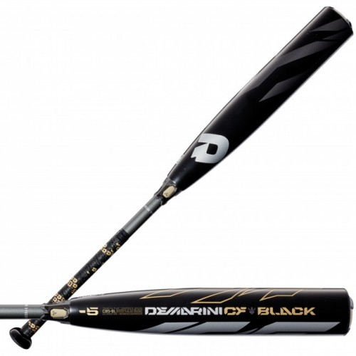 Rolled 2019 Demarini Cf Zen Black Usssa 5 Senior Baseball Bat