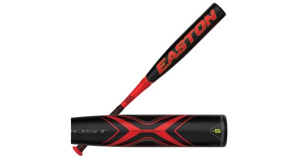 Rolled 2019 Easton Ghost X Evolution 5 Usa Baseball Bat
