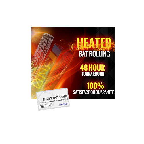 Heated Bat Rolling Services with Compression Testing